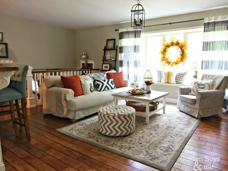Top 25+ best Fall living room ideas on Pinterest Fall mantle - living room