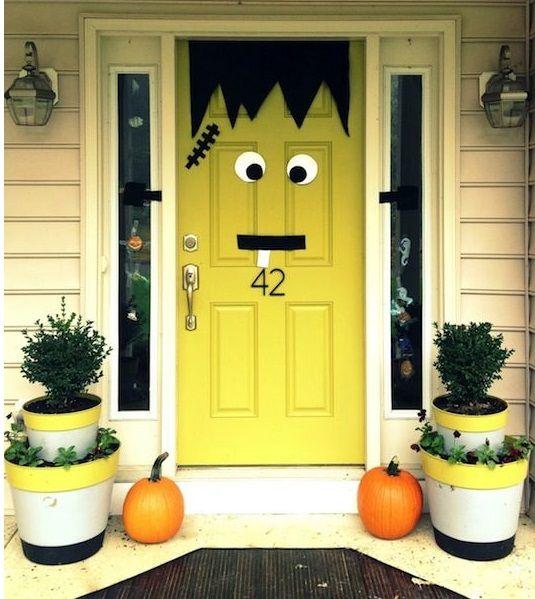 8 best Halloween Ideas images on Pinterest Halloween prop, Fiestas - halloween homemade decoration ideas