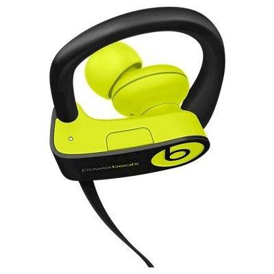 Beats Powerbeats3 Wireless Earphones, Shock Yellow