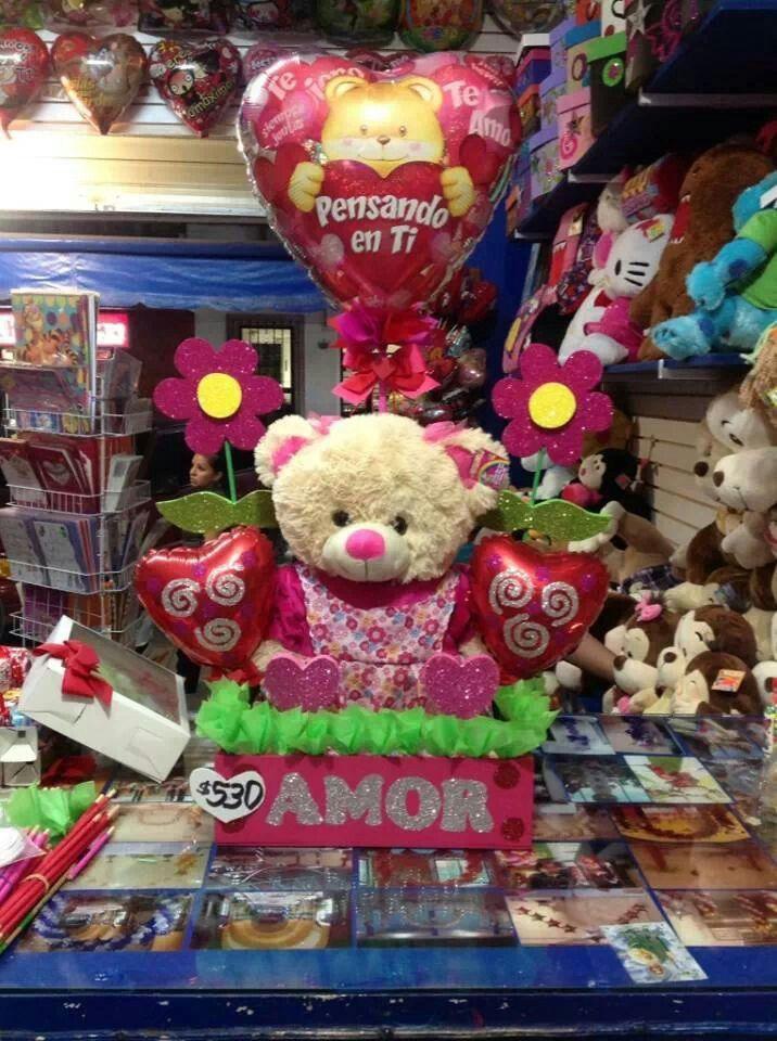 14 de febrero 14 de febrero pinterest - Decoraciones para san valentin ...