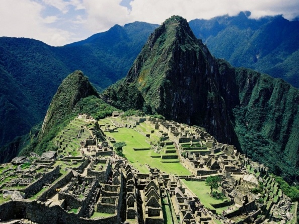 Machu Pichu. I know it's a common one, but I think it's defiantly up there in things I would love to do. Just need some good company ;)