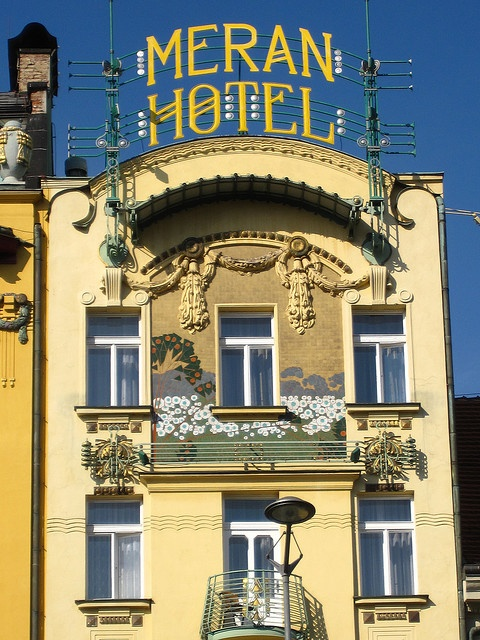 Prague, Czech Republic. One of the most beautifull hotels in Prague. #hotelinteriordesigns