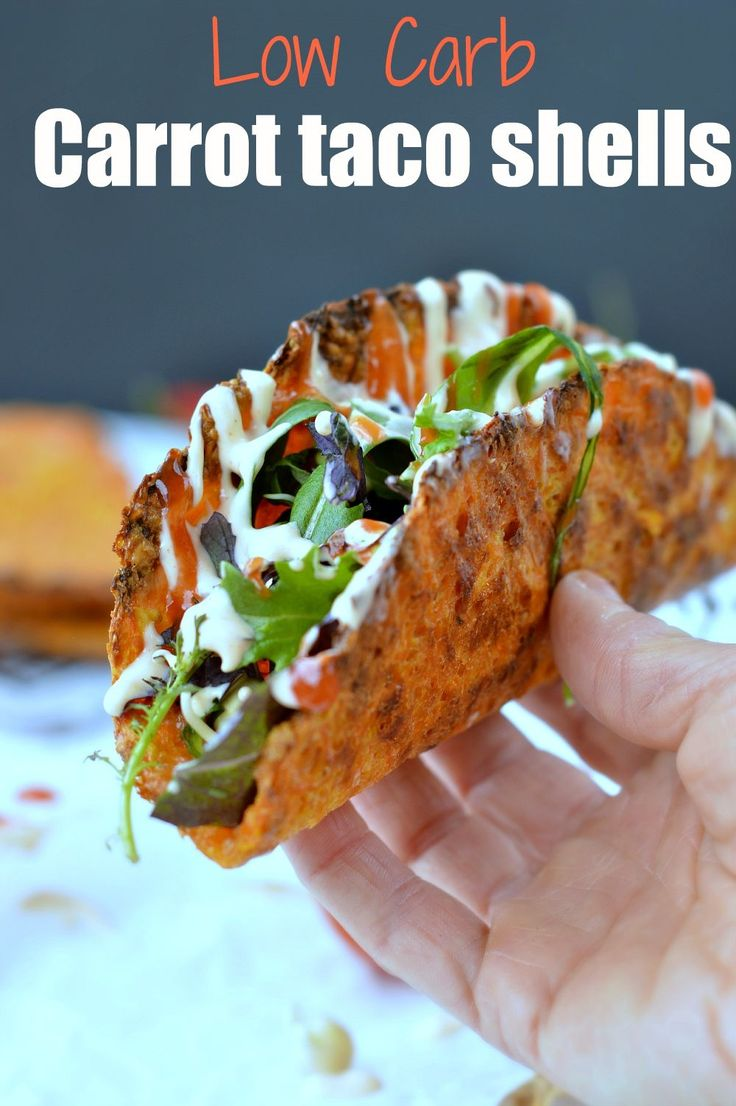 Healthy taco shells recipe | Baked Taco Shells