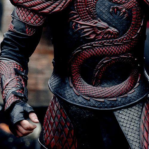 cool, dragon, and hero image