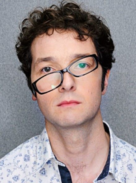 Chris Addison. One of my top five favorite comedians.