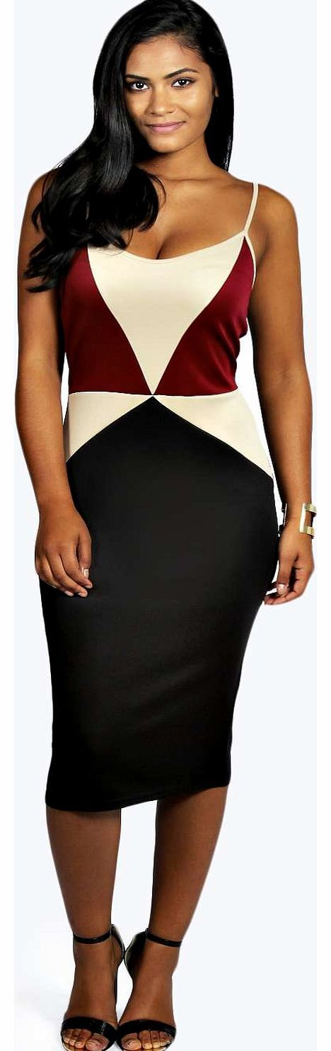 boohoo Nikki Colour Block Midi Dress - multi azz18386 Look knock-out on nights out in figure-skimming bodycon fits, flowing maxi lengths and stunning sequin-embellished occasion dresses. This season make for satin sheen slip dresses in mink nudes, and ma http://www.comparestoreprices.co.uk/dresses/boohoo-nikki-colour-block-midi-dress--multi-azz18386.asp