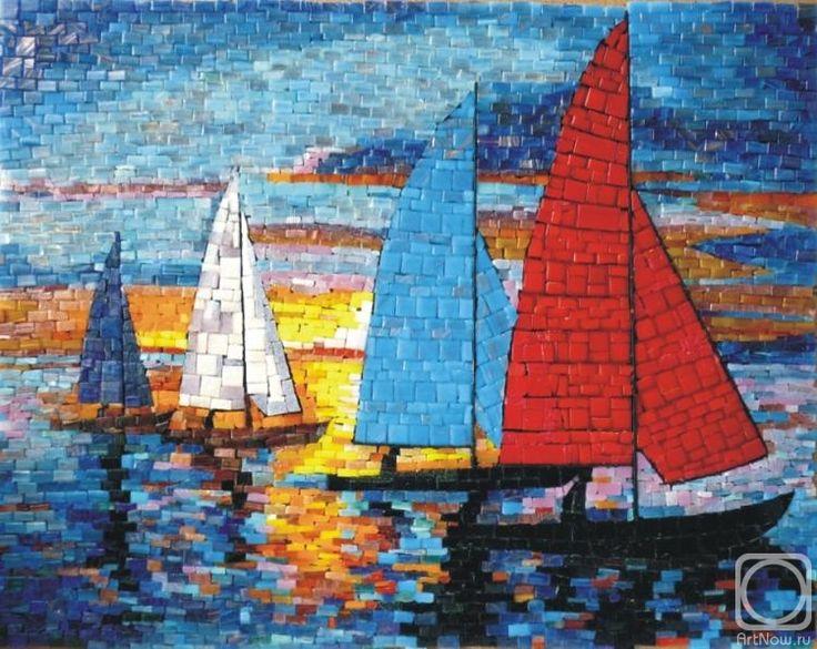 Mosaic. После регаты