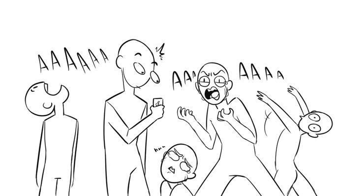 "artykitties: "" [jumps late on the bandwagon] draw ur ocs """