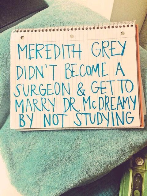 My motivation for studying this semester haha