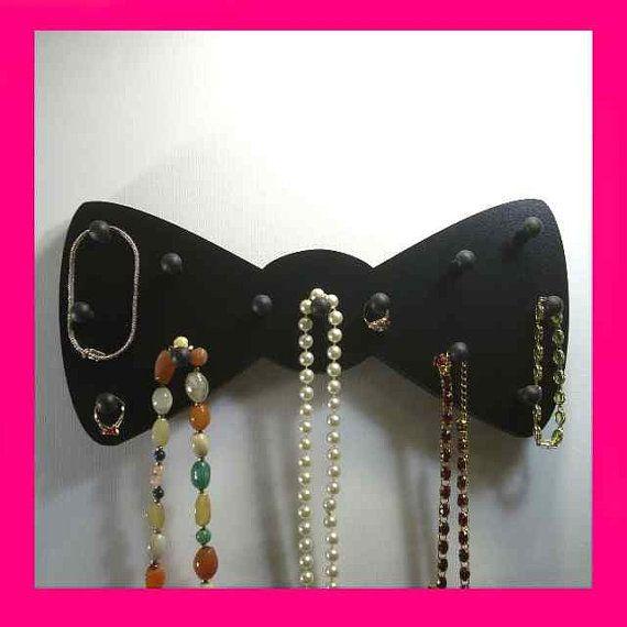 69 best necklace racks images on Pinterest Jewellery holder