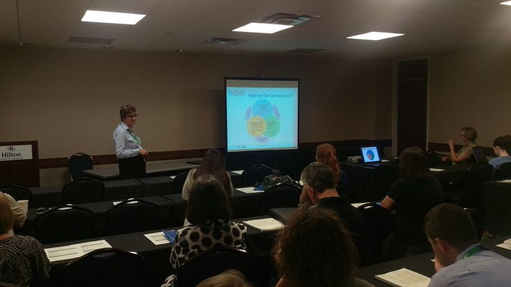 Dr. Susan Brumby from SFF Australia presenting at the ISASH Conference in Lexington, Kentucky June 26-30/2016
