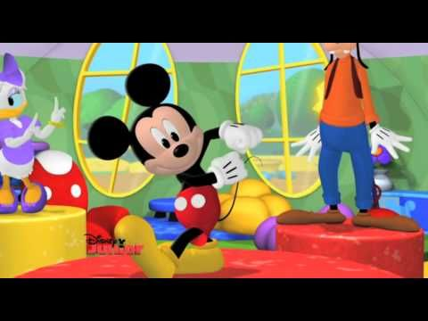 Mickey Mouse Clubhouse - 'Hot Dog Dance' - perhaps the new interactive Mickey Mouse will add this to his repertoire while out and about in the parks.
