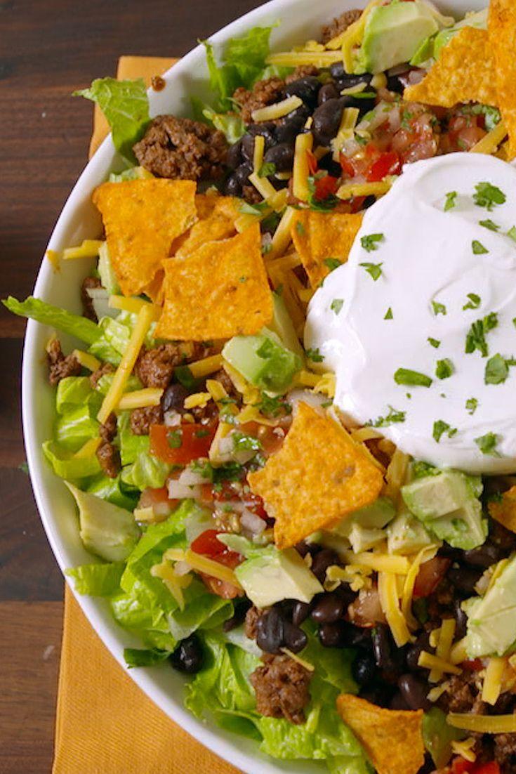 100+ Easy Summer Salad Recipes - Healthy Salad Ideas for Summer- Delish.com