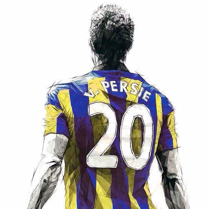 Robin Van Persie , Fenerbahçe ,20