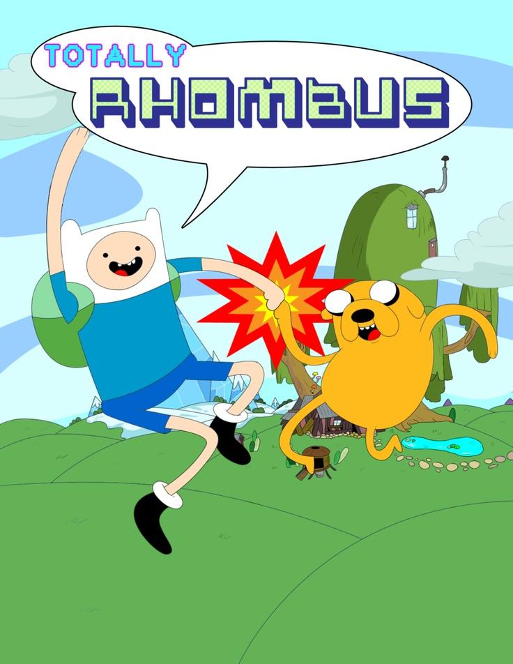 Totally RHOMBUS!