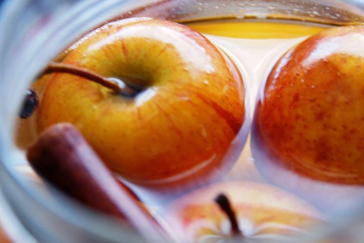 Zachwycenia: Kiszone jabłka, buraki i kalafior - zimowe bomby witaminowe
