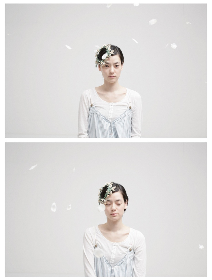Mikako Ichikawa Photo by Susumu Nagahiro