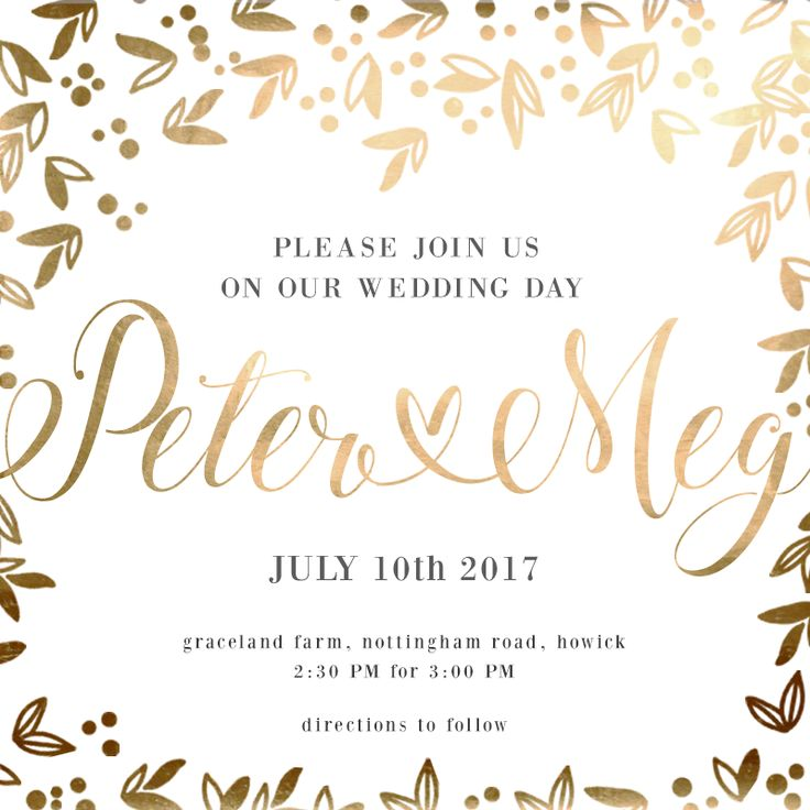 Soft & Whimsical | The perfect Wedding Stationery for a Gold, Blush & Blooms Wedding.  #wedding #invite #goldfoil #design #weddingstationery