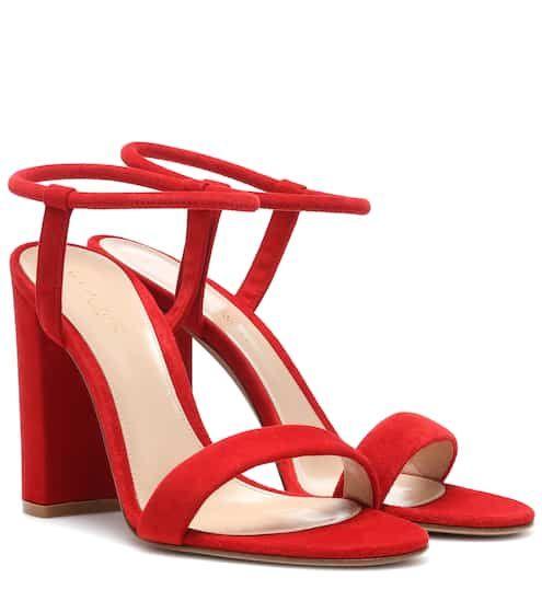 ddd08cf92ee Nikki suede sandals