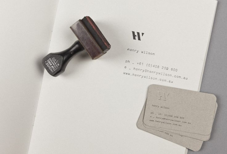 The cleverly designed, Henry Wilson Logo #HenryWilson: Logos, Henry Wilson, Business Cards, Design Handbags, Typography Design, Graphicdesign, Graphics Design, Branding Identity, Stamps