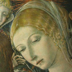 Madonna col Bambino e i Santi Giuseppe e Giovanni Battista,tempera su tavola,(metà XV secolo)