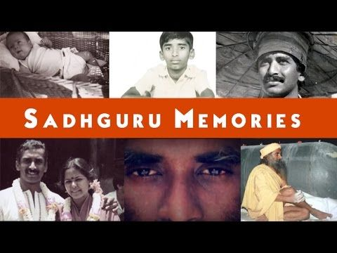 Sadhguru Memories From Childhood