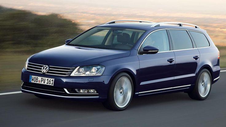 Langläufer mit einigen Schwächen: VW Passat B6/B7 - Augen auf beim Diesel