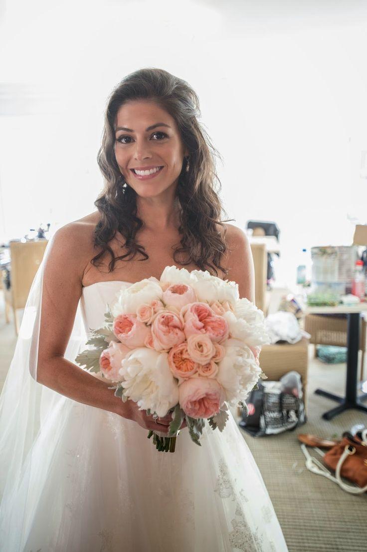 beach weddings in orange county ca%0A Annenberg Community Beach House Wedding  Peach and Grey Wedding in Santa  Monica  Call