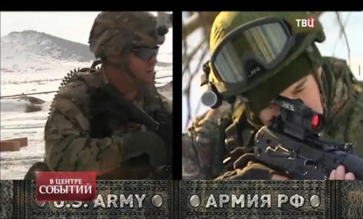 Американские генералы о РОССИЙСКОЙ АРМИИ (2014)