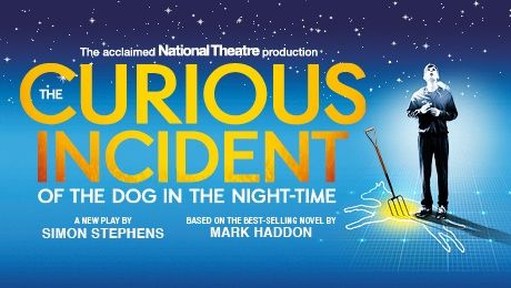 The Curious Incident of the Dog in the Night-Time - Sept 2017 -