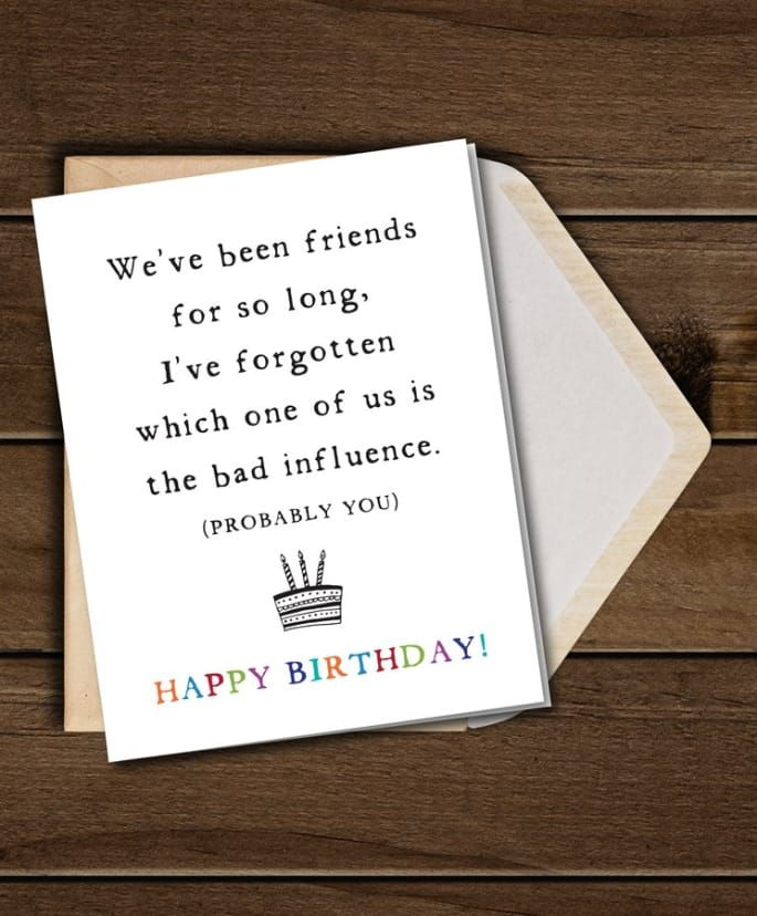 Sarcastic Greeting Cards Set Of 10 Best Friend Birthday Cards Birthday Cards For Friends Funny Birthday Cards