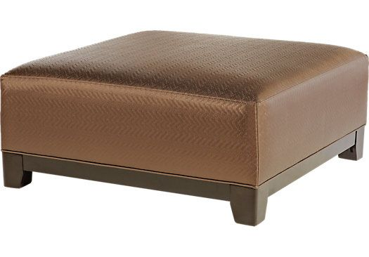 Shop For A Cindy Crawford Home Fontaine Cocktail Ottoman