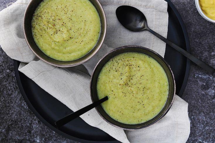 Pastinaaksoep met broccoli en mosterd – 5 OR LESS
