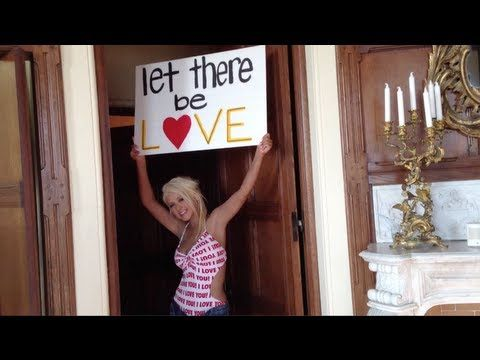 ▶ Christina Aguilera - Let There Be Love - YouTube