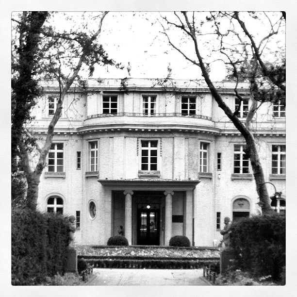 Haus der Wannsee-Konferenz | House of the Wannsee Conference: the site where the Nazis planned the extermination of the Jews known as the Holocaust