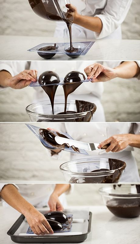 Já pensou em fazer ovo de Páscoa em casa? Siga o passo a passo da Rita Lobo e se delicie com chocolate no feriado.