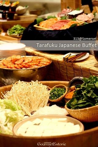 Tarafuku Japanese Buffet. Somerset 313