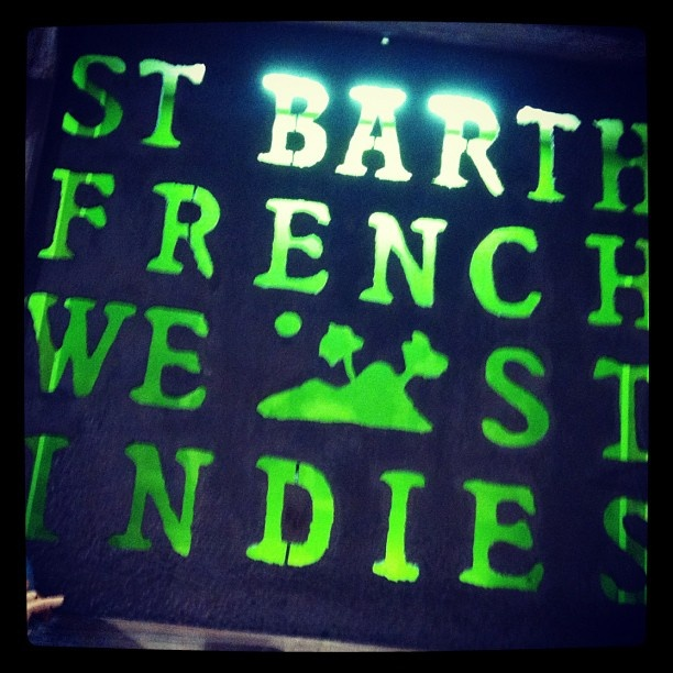 St Barth French West Indies