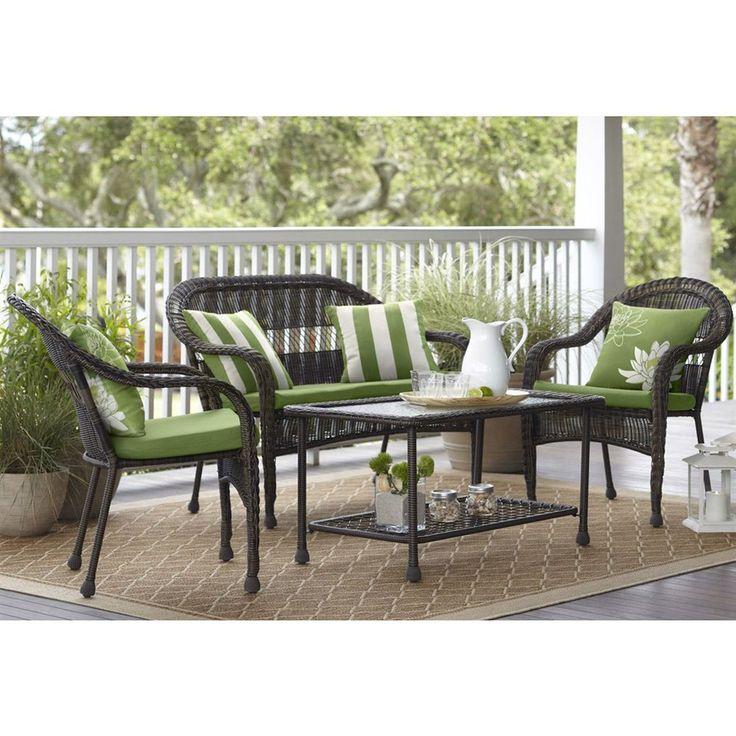 Best 25 Lowes Patio Furniture Ideas On Pinterest Deck