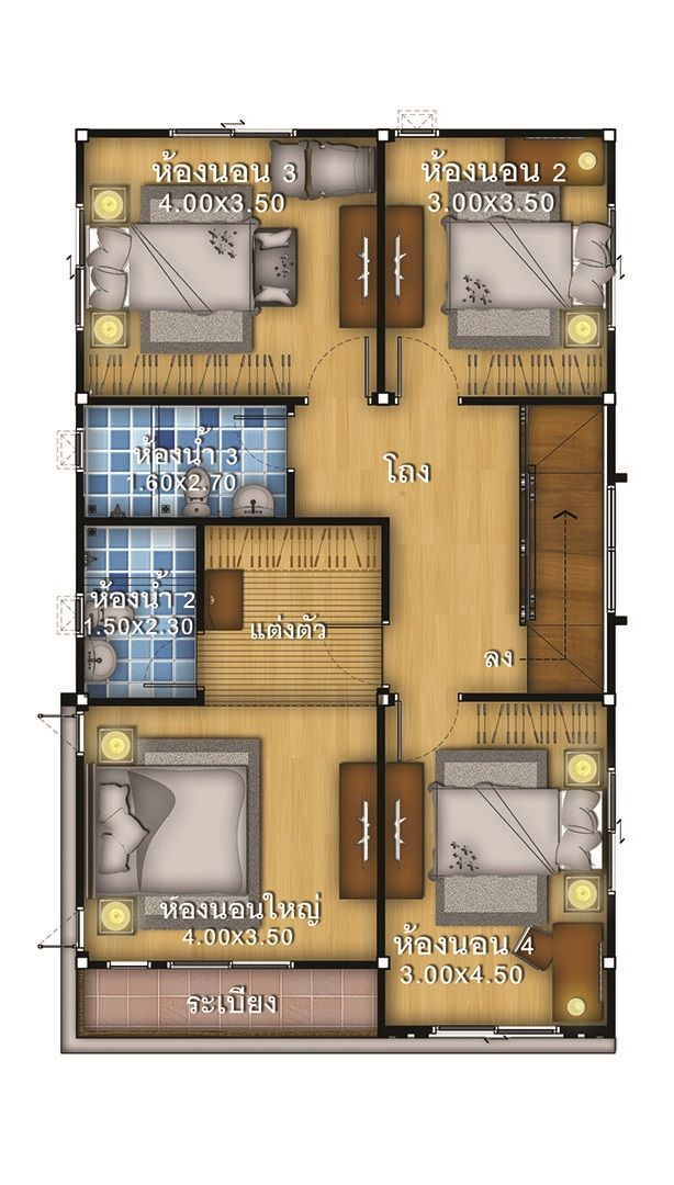 House Design Plans Idea 7x11 With 5 Bedrooms House Plans 3d Home Design Plans Bedroom House Plans 5 Bedroom House Plans Floor plan your house