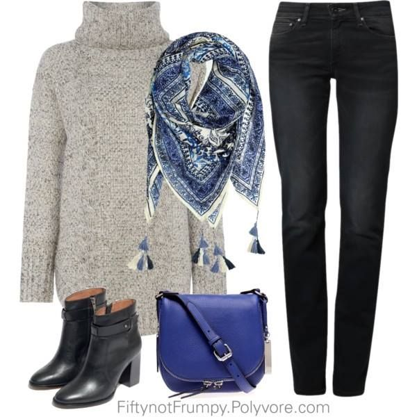 Winter ensemble - Fifty not Frumpy