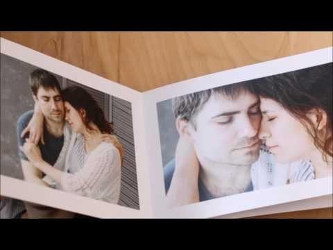 Минибук love story Марии и Ильи.