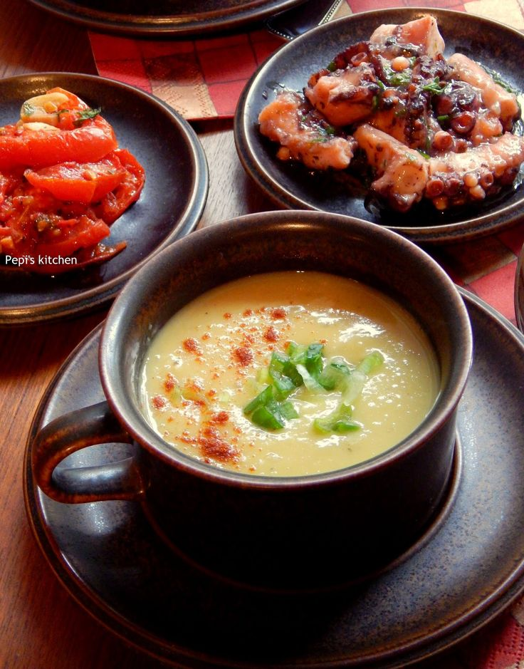 Split Pea Soup http://pepiskitcheninenglish.blogspot.gr/2015/02/split-pea-soup-greek-recipe.html