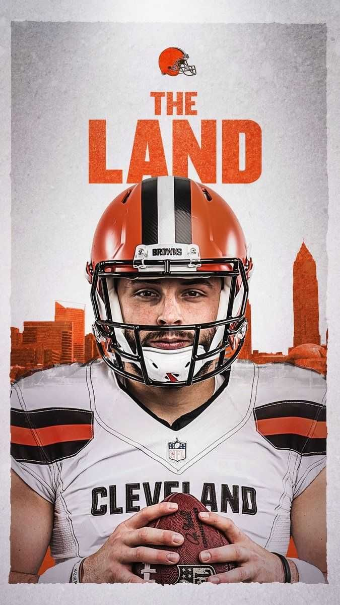 Baker Mayfield Wallpapers Download Baker Mayfield Wallpapers For Free Discover More Wa In 2021 Cleveland Browns Wallpaper Sports Design Inspiration Cleveland Football