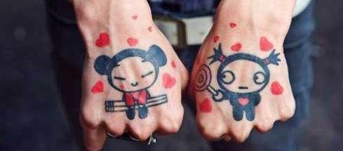 20 tatuajes más románticos para este San Valentín
