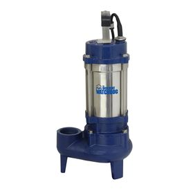 Basement Watchdog 1-Hp Stainless Steel Submersible Sump Pump Bwss100