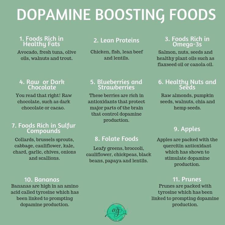 Foods That Increase Dopamine