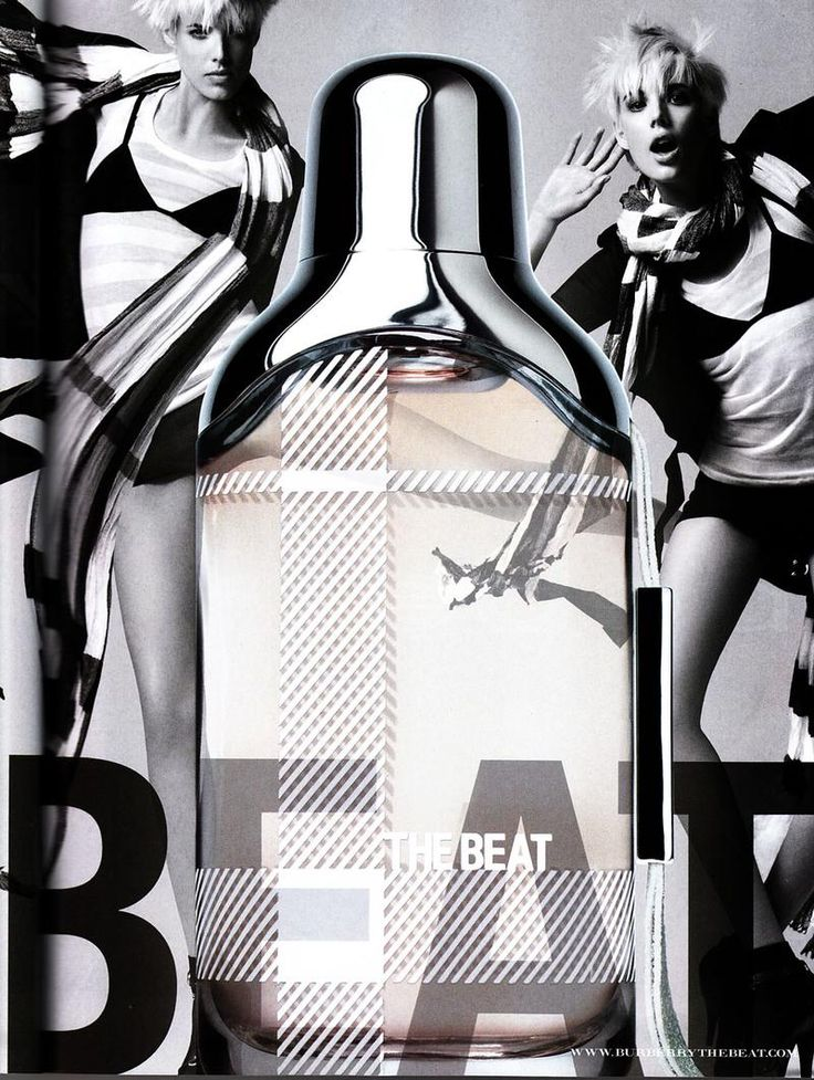 Burberry - Burberry The Beat Fragrance F/W 08