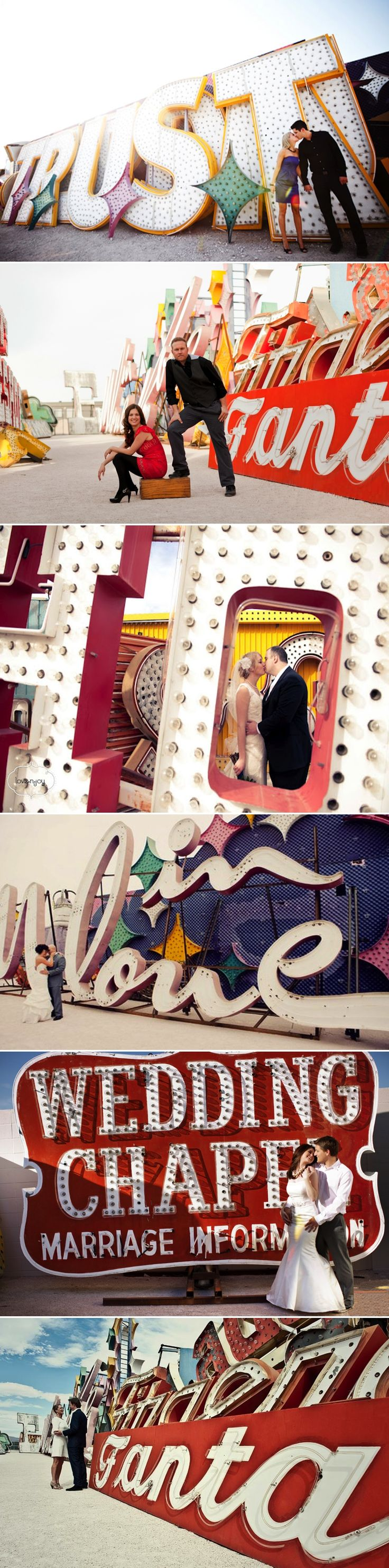 Las Vegas Neon Museum, USA. A very cool place to shoot. But it's very expensive…