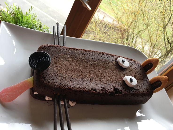 Loup garou gâteau